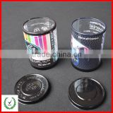 colorful cylinde packing for perfumes, cosmetics sets, make ups, and all cosmetics accessories, plush