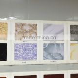 A- interior stone marble PVC sheet for interior wall panel