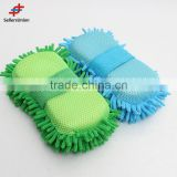 No.1 yiwu commission agent wanted car wash chenille glove/car wash sponge/microfiber towel car cleaning