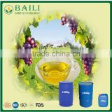 GMP approved grape seed oil in bulk price