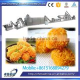 CE ISO9001 high quality bread crumb making machine/bread crumbs panko making machine and production line