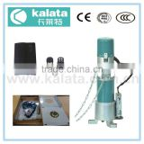 Kalata M300D-X10 hot sale AC gear motor roller shutter motor automatic door opener with drive bracket