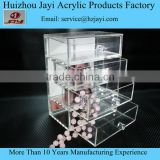 Plastic Jewelry Gift Box Plexi Glass Display Case Factory Customized Acrylic Displayer Jewelry Organizer Wholesale