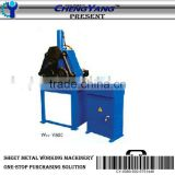 Angle/flats/bar/tube bending rolling Machine