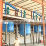unsaturated polyester resin plant with dilute kettle,air cooled chemical reaction kettle water chiller