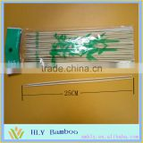 Flexible bar swing stick wholesale agarbatti bamboo stick with high quality