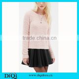 2015 new fashion Women Casual Knitted Sweater Long Sleeve Cardigan Coat Jacket Outwear Tops