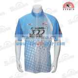 2106 New Style Custom Design Sublimated Printed Sports Team Fishing Wear.