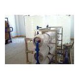 100 LPH Industrial Water Filtration System , RO Water Treatment Plant For Reef aquariums
