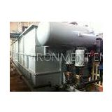 Steel structure dissolved air flotation systems in Automotive Industry for waste water treatment
