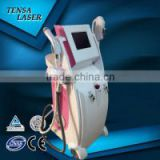 Permanent hair removal laser machine E-light ipl