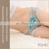Sexy transparent lace underwear latest panty designs women