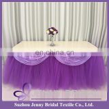 TC141C design wedding halls materials in table skirting wedding table skirting designs