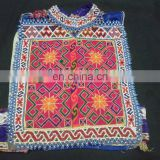Afghan Tribal Hand Made Kuchi Shirt (Dress Front)