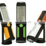 Super Bright 36 LED Work Light with 5 LED Flashlight