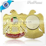 Magnetic UAE Eagle Flag Badge/Lapel Pin for National Day Souvenir