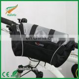 Bicycle Front Bag Top Tube Frame Bag Pannier Double Pouch/bike bag