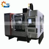4 Axis Bar Type VMC600L CNC Machining Center Metal Milling Machine