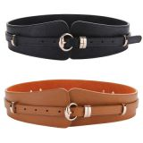 Genuine Leather Belts mens women