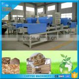 Environment friendly wood shaving and sawdust pallet block press machine with low heat consumption