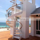 outdoor used spiral staircase prices / exterior stair design / stair                                                                         Quality Choice