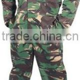 Camouflage Boiler Suit Coveralls With Front Zipper and mens hunting Fire Retardant workwear