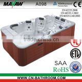 luxury jacuzi bath outdoor swim spa A098