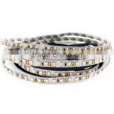 AC 110-220V dimmable warm white flex 3528 led strip light 5m 120leds/m