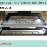 Car accessories Front and rear Bumper for Toyota Highlander 2015                                                                         Quality Choice