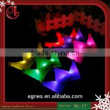 Beautiful Design Flashing Blinking LED Tiara Light-Up Crown Headband Polka Dot Blinking For Birthday Party Christmas