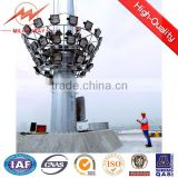 Plaza, dock, highway, airport High Mast Lighting prices for 25m pole tower