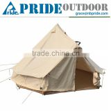 Bell Tent 5m Largest Camping Teepee Big Canvas Garden Family Outdoor Folding Bell Tent                                                                         Quality Choice