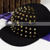 leather baseball caps - fashion black leather snapback