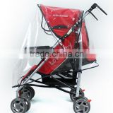 waterproof pram rain cover for baby carriage