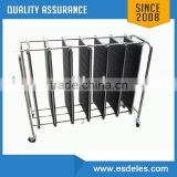 New Hot Product Factory Price ESD PCB Cradle Trolley, Antistatic Trolley