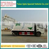 High Quality Dongfeng Waste Disposal Truck/6m3 Garbage Compact Truck