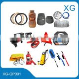 Auto Accessories/Wheel cover,cushion,mat,charger,snow chain,washing tools