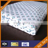 cheap price printed TC polyester cotton white medical nurse staff uniform fabric                                                                                                         Supplier's Choice