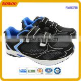 Fashion PU Nubuck breathable walking shoe running shoes