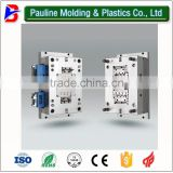 plastic mold maker Suzhou plastic injection molding parts factory with multi cavity mold