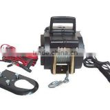HOT-SELLING mini 12v Electric Winch