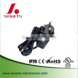 UL CE 12v 12w 1a wall-mount power adapter
