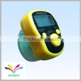 2013 fasional promotional gift muslin electronic finger manual muslim digital tally LED counter