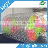 Good quality!inflatable water roller,custom lint rollers,inflatable soccer ball