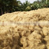 COCONUT FIBER FOR MATTRESS, COIR MAT, COIR NET