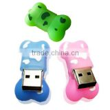 Bone for dog shape 8gb pen drive alibaba wholesale usb flash drive
