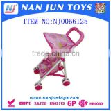New pram toys metal doll stroller wholesale lovely baby doll strollers