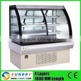 Cake Showcase Display/Bakery Display Shelves/Bakery Display Trays (SY-CS193C SUNRRY)