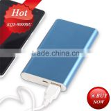 polymer power bank 9000mah for battery operated blanket