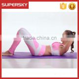 K-826 Workout Gym Yoga Wear For Women Fitness Sublimation Print Legging Pants